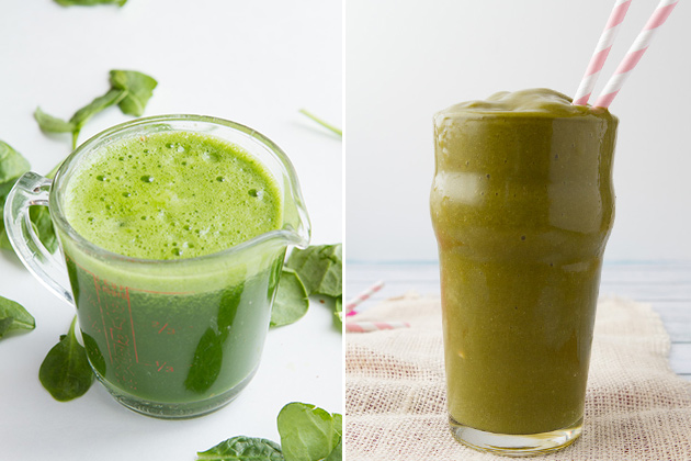 Sexy Lady Smoothie for Balanced Hormones