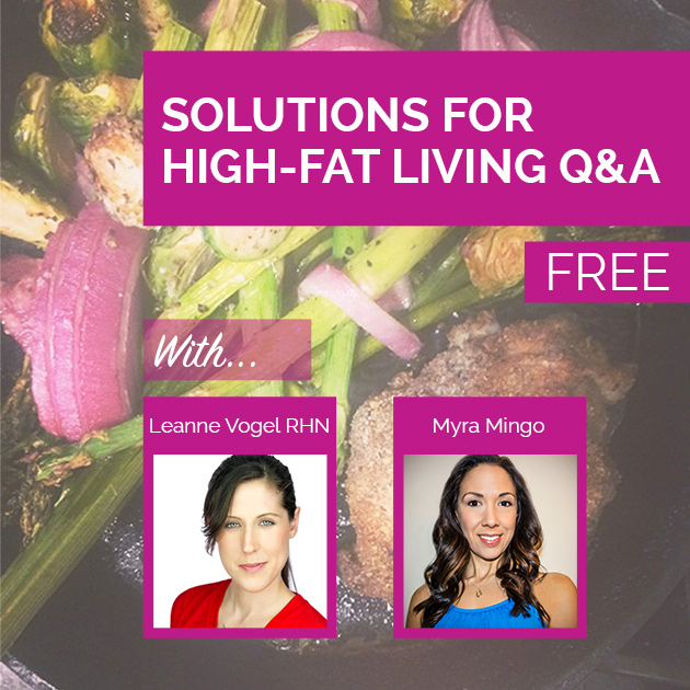 Audio: Keto, High-fat Living a Breeze? Solutions for making the switch easy. #keto #lowcarb #paleo