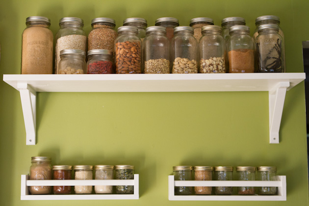 The Mega Spice Rack