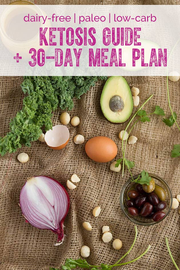 The Keto Beginning: Complete Guide + 30-day Meal Plan for Whole Food-Based Ketosis