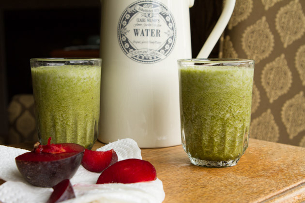 Triple Threat Green Smoothie