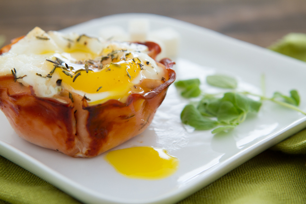 Turkey Egg Cups