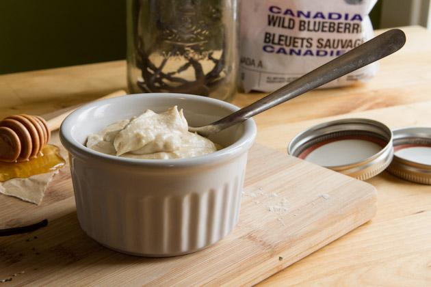 Vegan Blueberry Chia Cheesecake Cups (6)