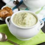 Vegan Cream of Broccoli Soup (Grain-free & Paleo)