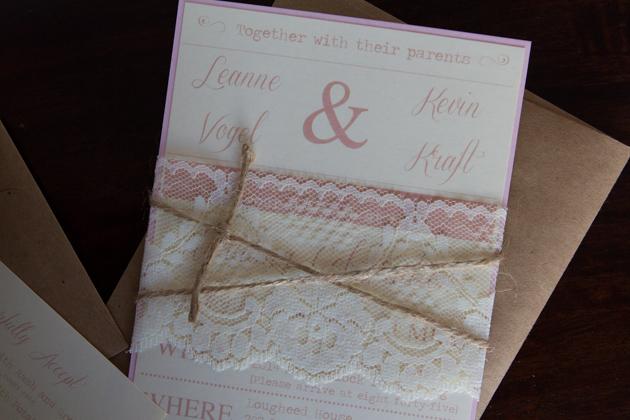 Antique-Vintage Wedding Craft Ideas -- invitations #wedding #antique #crafts