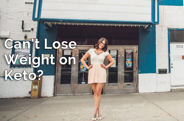 Can't Lose Weight on Keto? #keto #lowcarb #highfat #lchf #ketohelp