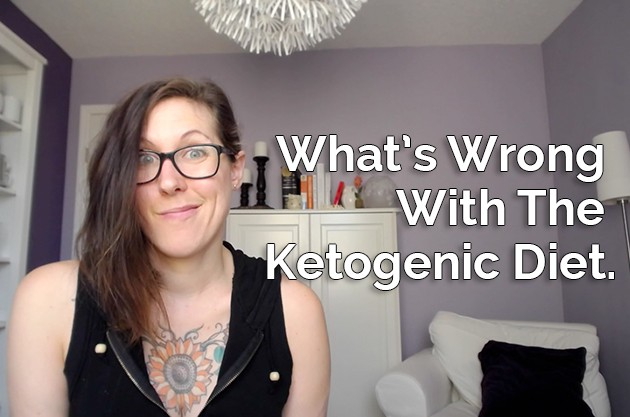 Video: What's Wrong With The Ketogenic Diet #keto #lowcarb #highfat
