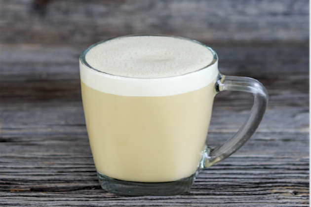 bone broth latte
