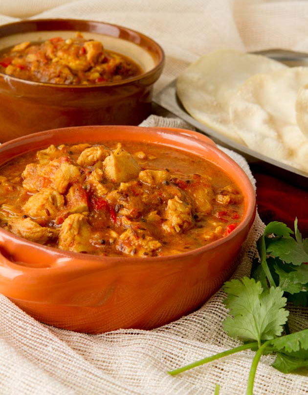 Easy chicken curry healthful pursuit curry4 forumfinder Images