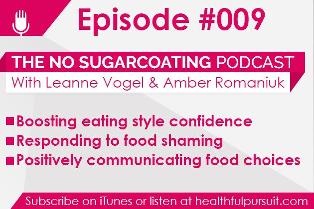Podcast Episode 9: Food Shaming #food #health #nutrition #keto #eatingstyle #diet