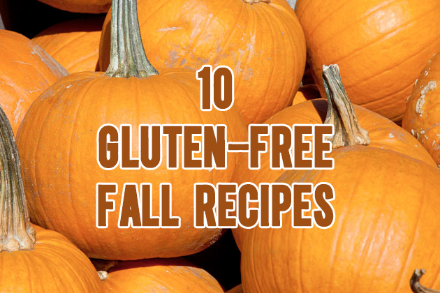 Gluten-free Fall Recipes #glutenfree #Fall #pumpkin #healthy #vegan #recipe