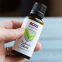 NOW® Solutions Nature's Shield #energize #aromatherapy #essential oil #purify #cleanse #nature #health #holistic #wellness