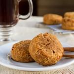 Pumpkin Spice Muffin Mounds (gluten-free + paleo)