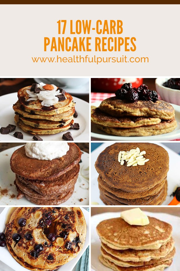 16 Epic Low Carb Pancakes No One Will Know Are Keto (and dairy-free) #keto #lowcarb #highfat #pancakes #grainfree #glutenfree #dairyfree