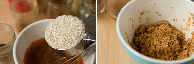 Pumpkin Spice Quinoa Breakfast Cake