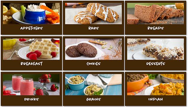 Recipe Search #healthfulpursuit #glutenfree #dairyfree