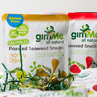 Enter for a Chance to Win a GimMe Seaweed Snack Pack