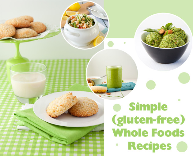 Quick and simple gluten free recipes healthful pursuit quick and simple whole foods recipes forumfinder Images