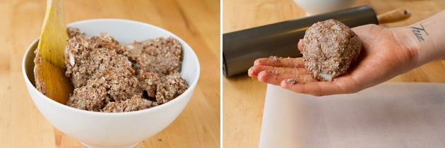 Thyme and Onion Crackers #grainfree #paleo #vegan #nutfree